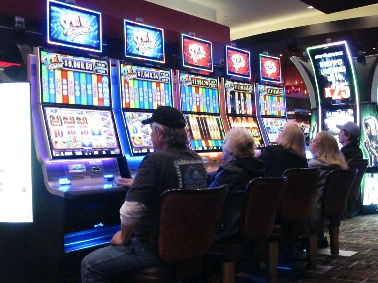 The Eight Greatest Things About Gambling