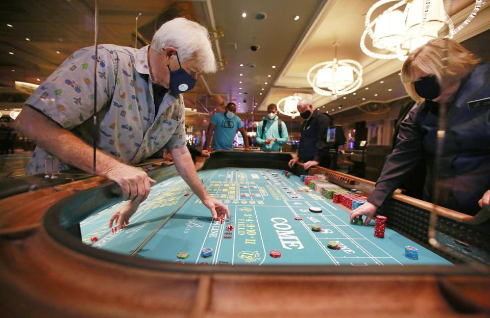 Why My Casino Game Is Healthier Than Yours